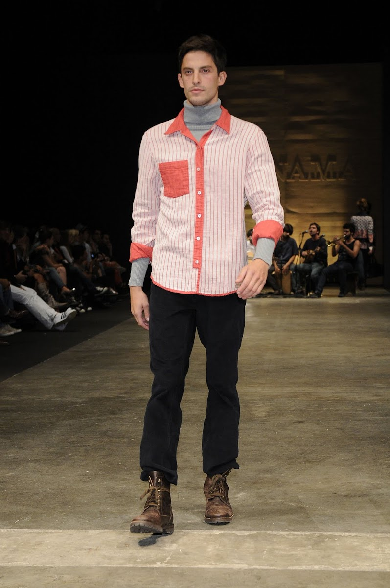 Wanama: Extending Love from the Moors of Yorkshire to the Catwalk of BAFWEEK [men's fashion]
