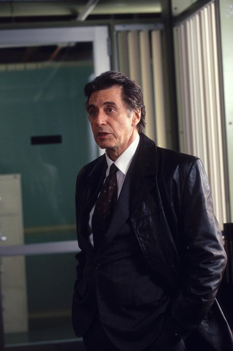 "Domenico Vacca, Al Pacino & ""Son of No One"""