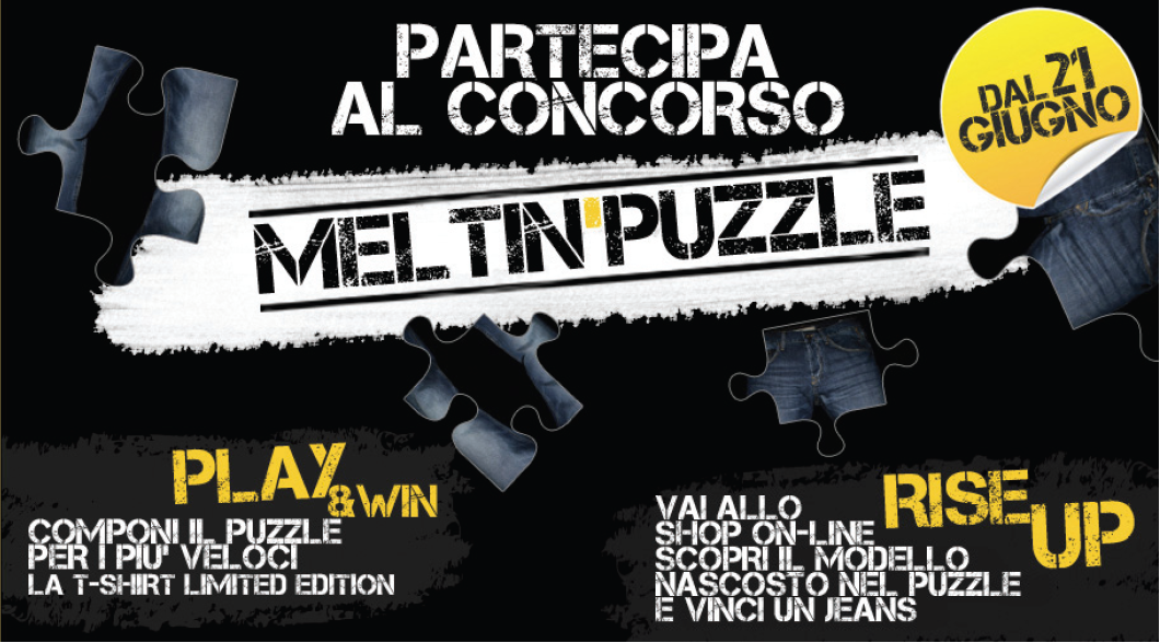 """Meltin'Puzzle"": A New Online Contest by Meltin'Pot"