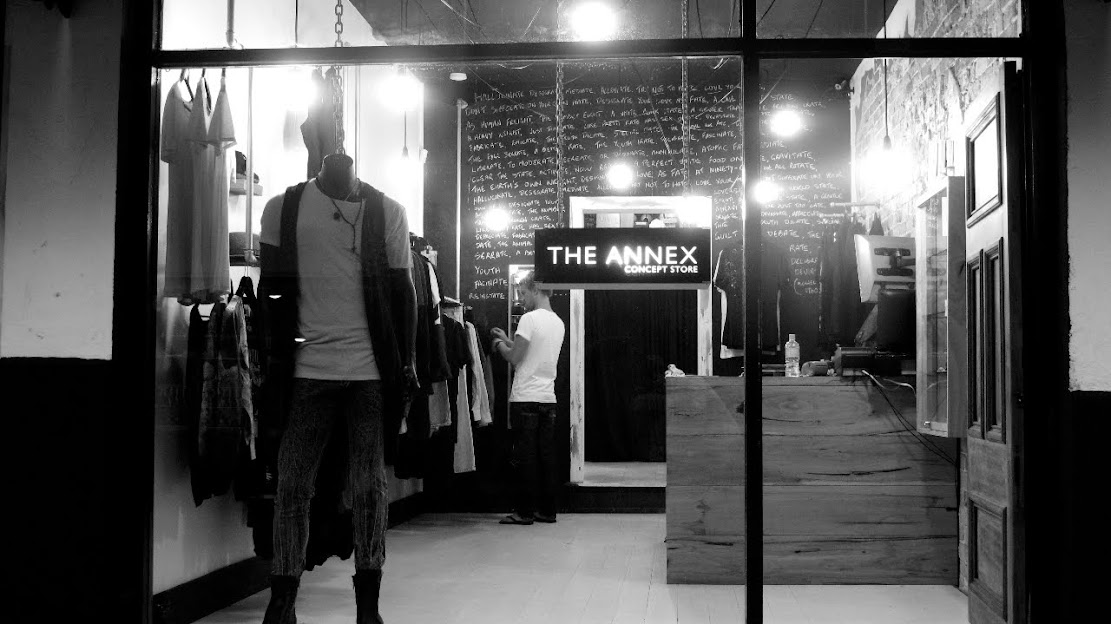 The Annex: the New Frontier in Aussie Menswear