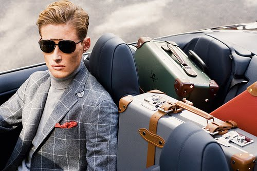 Hackett London Facebook Competition