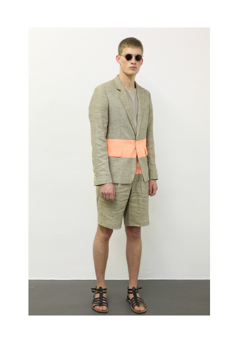 Raphael Hauber: Stepping It Up in Spring/Summer 2016