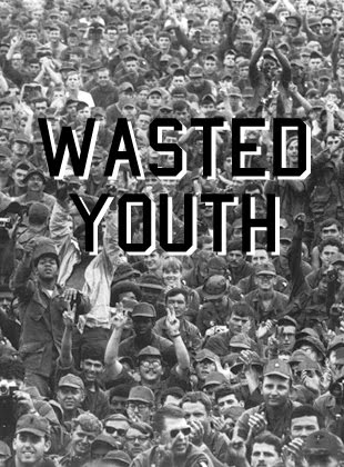"Maiden Noir ""Wasted Youth"""