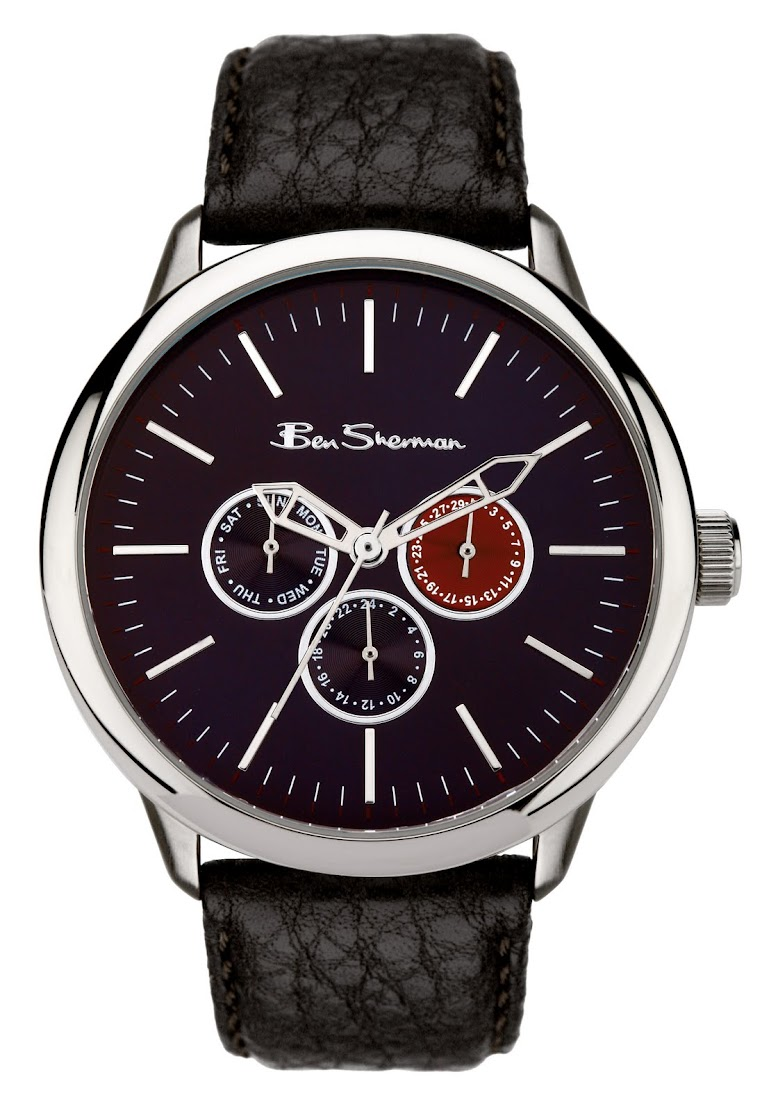 Let Ben Sherman Keep Time for You!