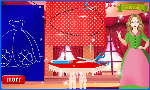 Sewing Games - Mary the tailor apktram screenshots 4