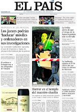 Photo: Los jueces podrán 'hackear' móviles y ordenadores en sus investigaciones, un experto en artes marciales torturó a una mujer y mató a otra en Bilbao y la troika alerta de que el riesgo de la banca española aún es elevado, en nuestra portada del martes 5 de junio http://ep00.epimg.net/descargables/2013/06/04/d2adbe8afe7b32833b6ebe07de9240d6.jpg