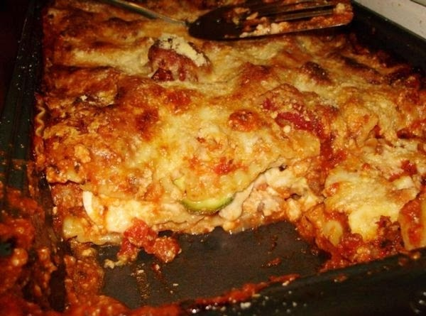 Classic Lasagna With A Secret Ingredient Or Two Recipe