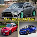 Car Modification icon