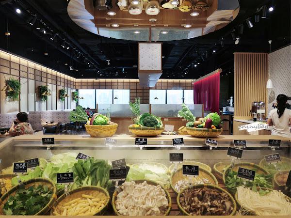 温野菜|蔬菜、肉品、海鮮、握壽司通通吃到飽|劍南路站、美麗華