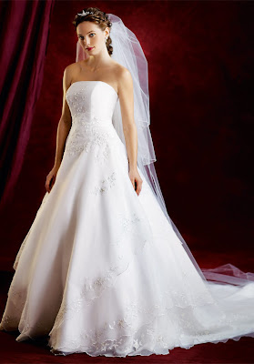 PW139 Romantic Bridal Gown Ideas