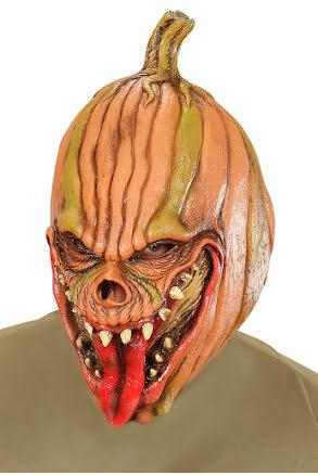 Mask pumpa, skräck