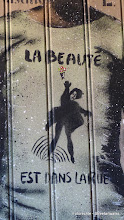 """Photo: Galerie Pretty Portal; Stencils Only 2016; L.E.T Lla beauté est dans la rue"""""""