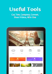 VideoShow-Video Editor, Video Maker, Beauty Camera APK screenshot thumbnail 1