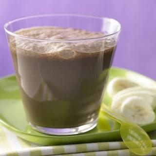 Banana-Chocolate Milk