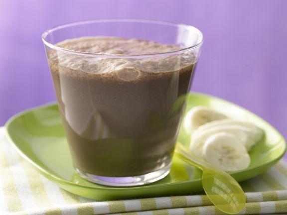 Banana-Chocolate Milk Recipe