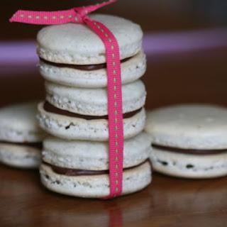Chocolate and Vanilla Macaron Recipe