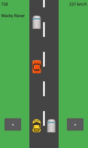 Wacky Racer: Traffic Rush Hour
