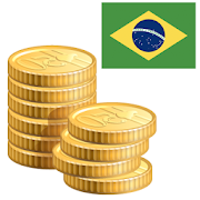 Coins from Brazil