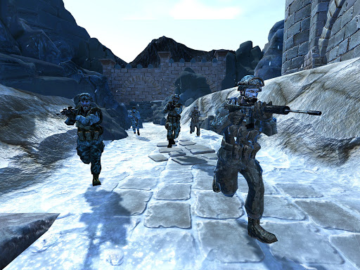 Counter Critical Strike CS: Army Special Force FPS filehippodl screenshot 10