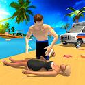 Beach Rescue - Coast Guard Rescue Duty: Rescue 911 icon