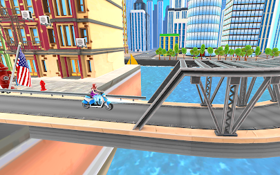 Uphill Rush 2 USA Racing APK screenshot thumbnail 7