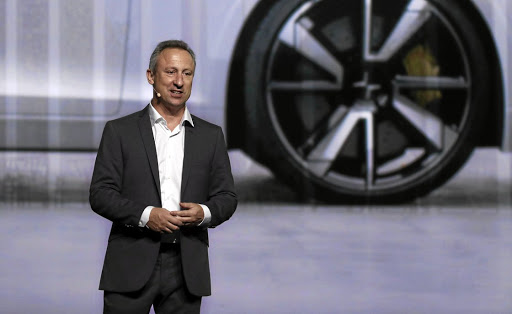 Jonathan Goodman, chief operating officer at Polestar. Picture: NEWSPRESS UK