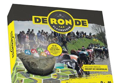 Laatste kans: Win dankzij ons het officiële Ronde van Vlaanderen gezelschapsspel!