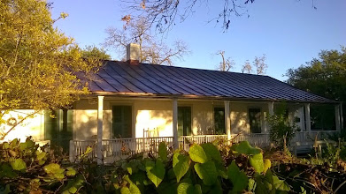 Photo: Yturri-Edmunds house 11/29/14 Long. -98.48 Lat. 29.40