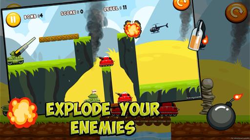 Tank Battle War Game