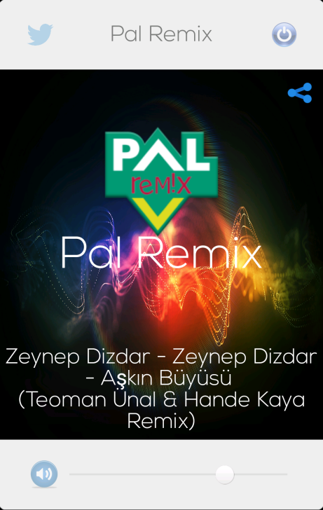 Pal Remix- screenshot