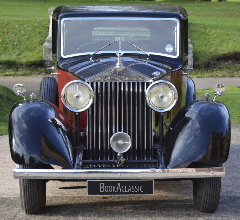 Rolls Royce Hire Devon