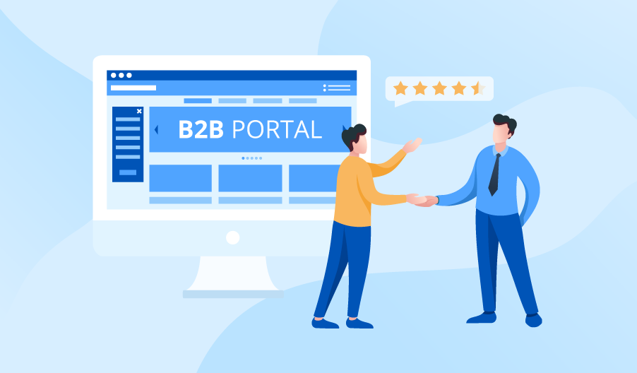 Increasing Products and Services using Online Business to Business Portal