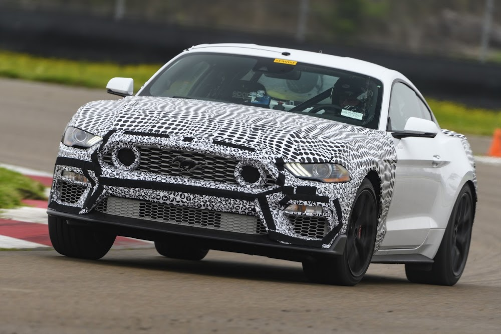 Ford is bringing the Mustang Mach 1 back to life - TimesLIVE