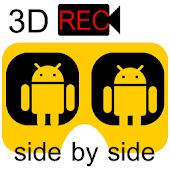 Side by side 3D Recorder