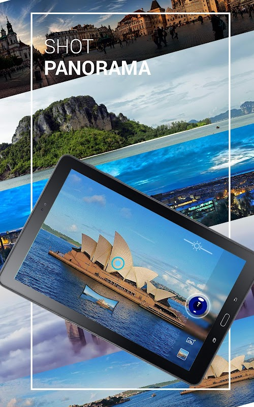 HD Camera Pro screenshots