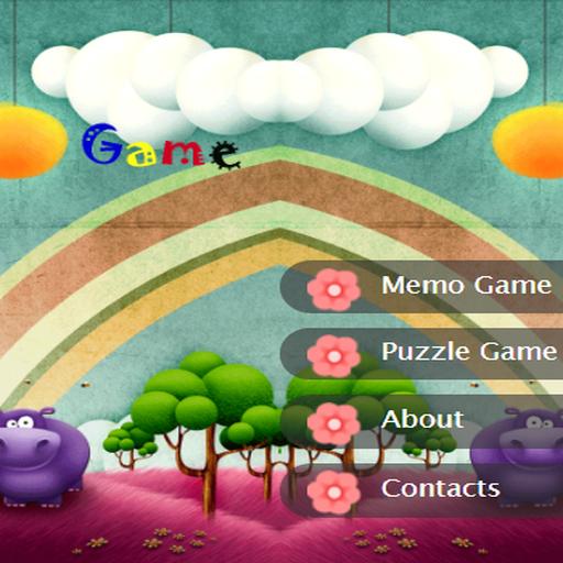 Animal Memory Game For Kids