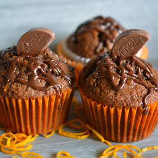 "CHOCOLICIOUS ""TERRY'S CHOCOLATE-ORANGE MUFFINS."