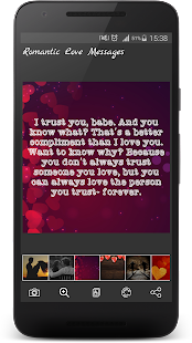 The Best Romantic Love Messages - náhled
