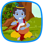 Little Krishna Talking Dancing