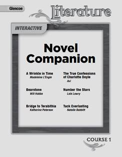 McGraw Hill Novel Companion Course 1 2 3