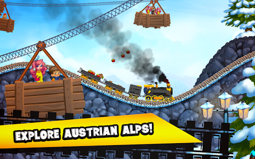 Fun Kids Train Racing Games  screenshots 10