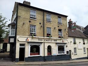 Photo: The Castle Inn is an excellent Adnams pub in Cambridge.