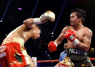 Nouvelles très rassurantes pour Manny Pacquiao