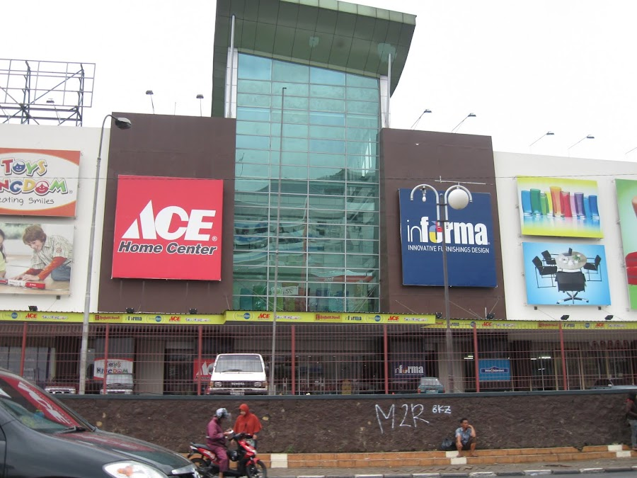 Ace Home Center Living Plaza Bekasi Indonesia