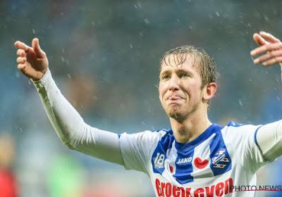 Officiel : Heerenveen laisse Vlap négocier avec Anderlecht