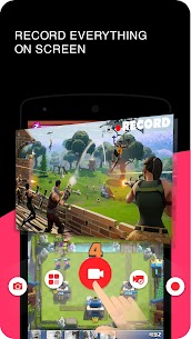 Screen Recorder With Facecam & Screenshot Capture App Download For Android 5