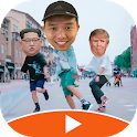 Add Face To Video - Video Status icon