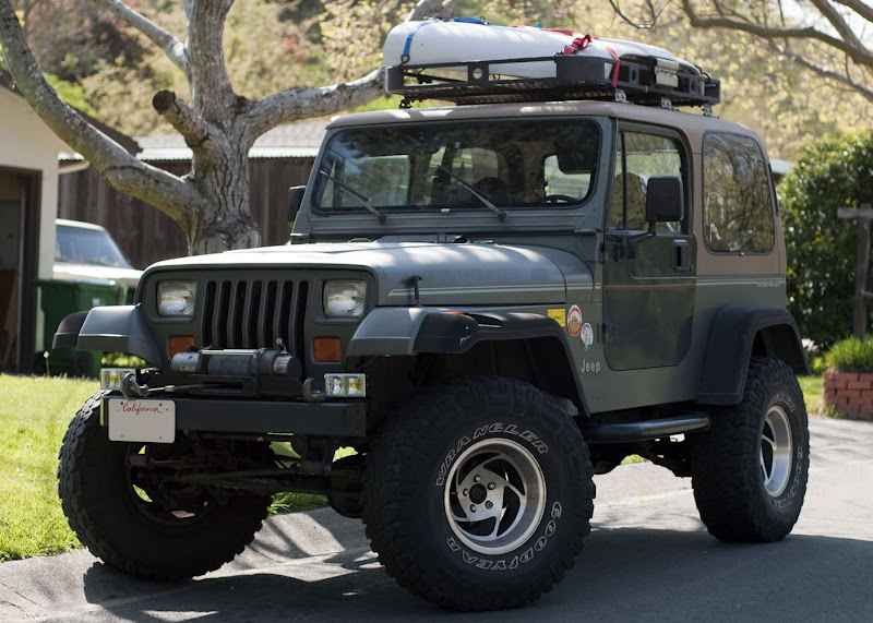 Lj Tj Hardtop Roof Rack Expedition Portal
