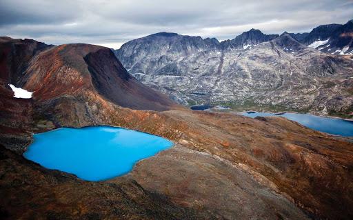 Labrador-Torngats Mountains-Windex-Lake.jpg - Windex Lake in the Torngats Mountains of northern Newfoundland and Labrador.