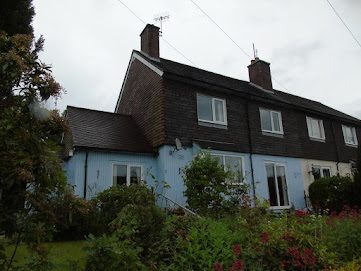 Llanfair semi for sale